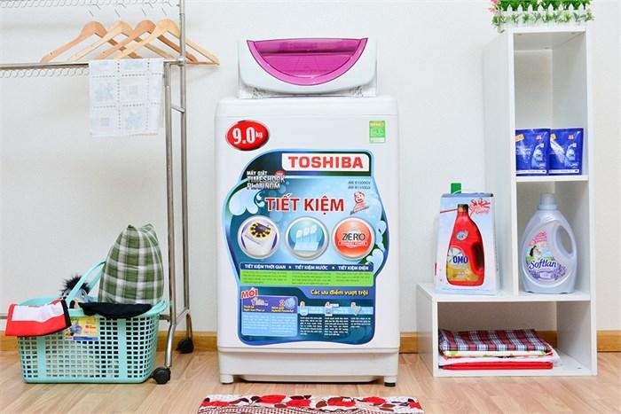 Máy giặt Toshiba AW-B1000GV – Sạch vượt trội với công nghệ giặt cô đặc bằng bọt khí