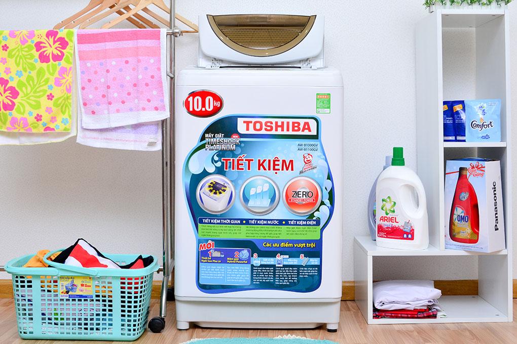 Máy giặt Toshiba 10kg AW-B1100GV hình 1