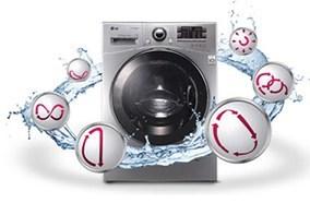 Công nghệ giặt 6 Motion DD