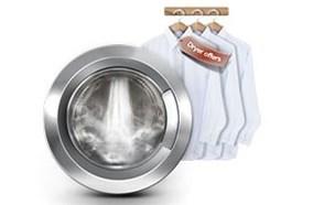 Tính năng giặt hơi nước giảm thiểu chất gây dị ứng