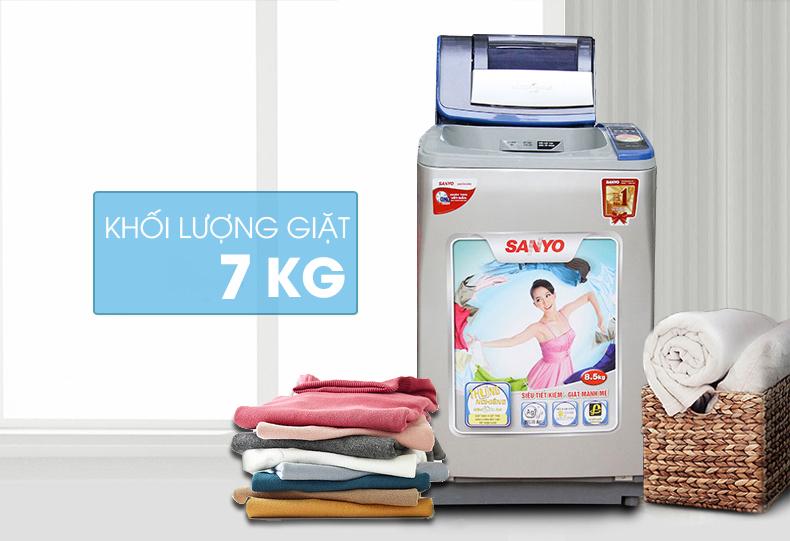 Máy giặt Sanyo ASW-U700Z1T