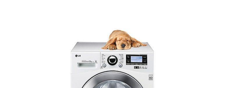 Máy giặt Inverter hoạt động siêu êm ái