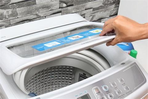 Máy giặt Samsung 7.2 kg WA72H4000SG/SV