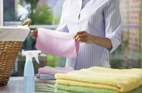 6 chế độ giặt làm sạch mọi loại vải