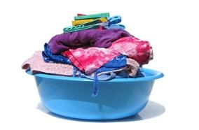 Máy giặt lồng đứng dễ dàng cho thêm quần áo