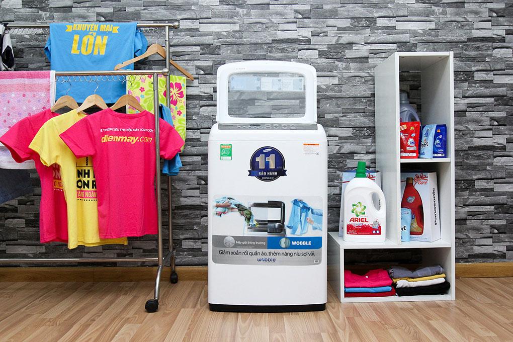 Máy giặt Samsung 7.2 kg WA72H4200SW/SV