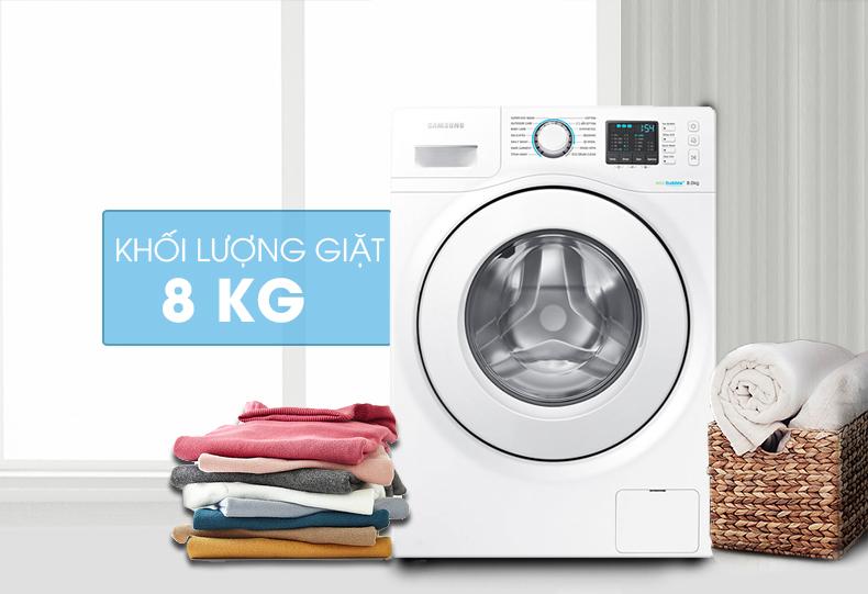 máy giặt Samsung WW80H5290EW/SV