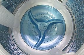 Chế độ tự vệ sinh lồng giặt tiện dụng