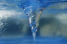 Dòng nước cực mạnh