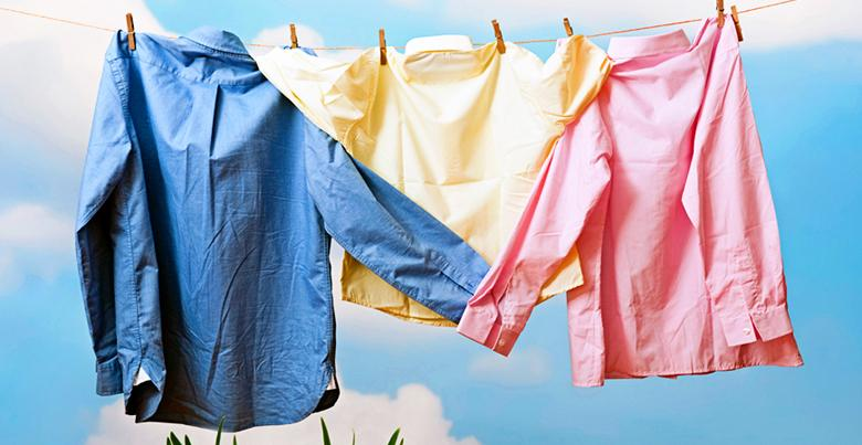 Quần áo phơi nhanh khô hơn với tốc độ quay vắt cao
