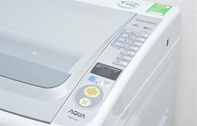 Máy giặt Aqua AQW-S70KT-4