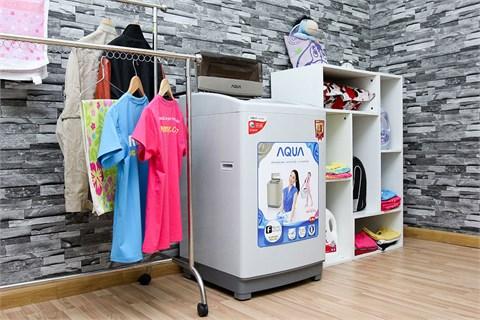 Máy giặt AQUA 8kg AQW-S80KT
