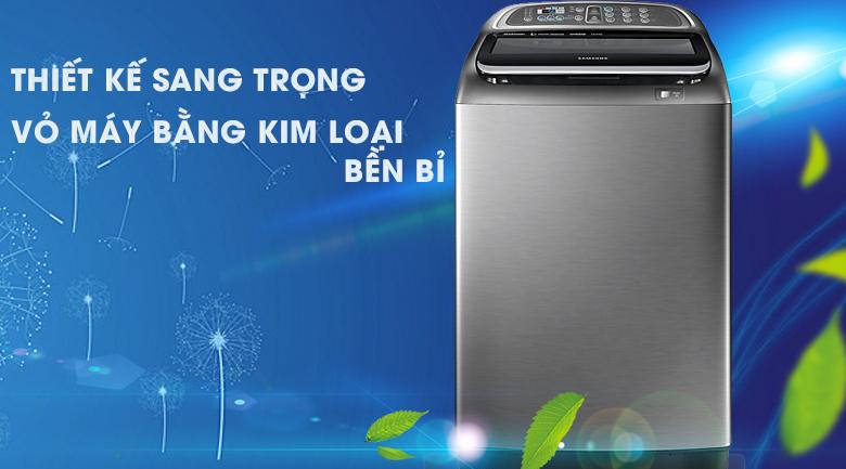 Máy giặt Samsung Inverter 14 Kg WA14J6750SP/SV