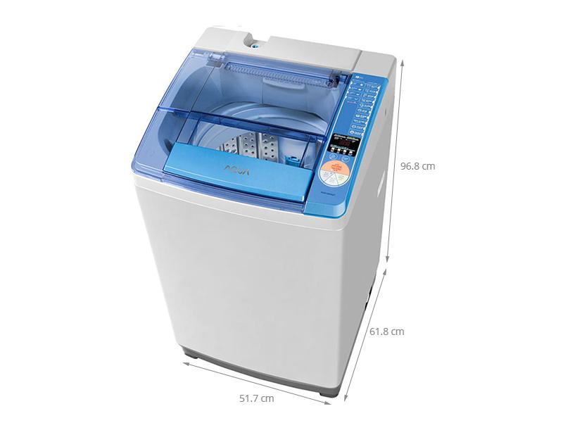 Thông số kỹ thuật Máy giặt Aqua AQW-U700Z1T 7.0 Kg