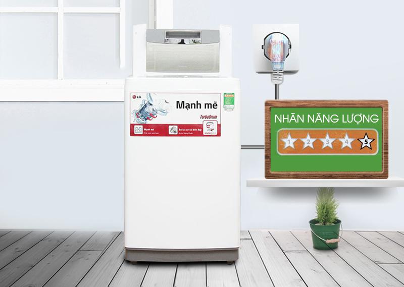 Máy giặt tiết kiệm điện cho cả gia đình