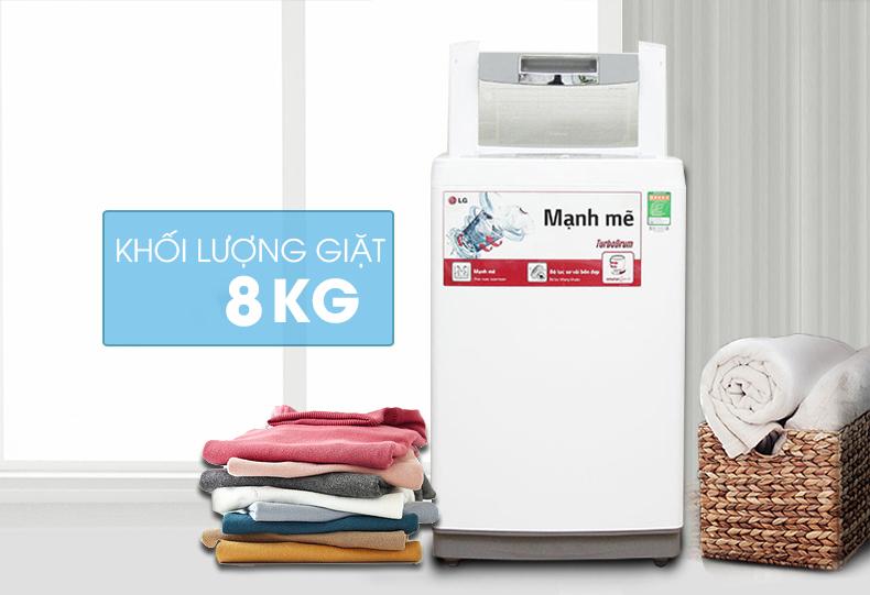 Máy giặt LG WF-S8019BW