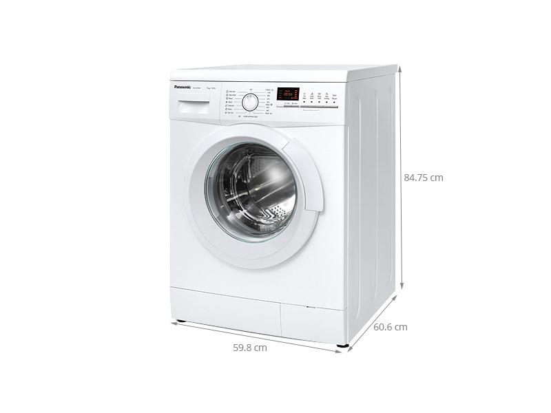 Thông số kỹ thuật Máy giặt Panasonic 7 kg NA-107VK5WVT