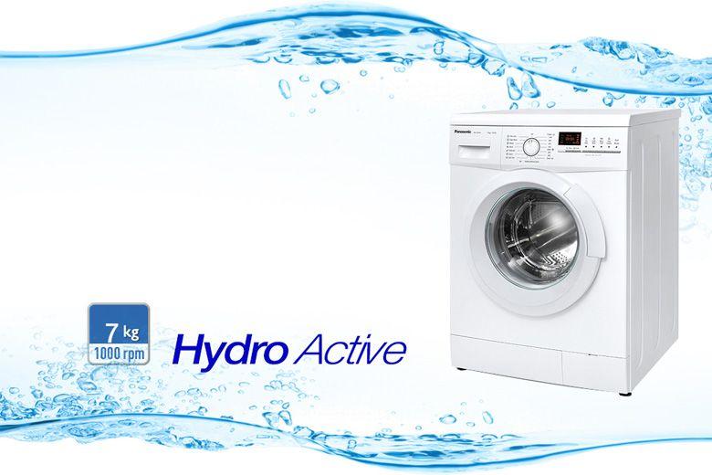 Công nghệ Hydro Active giặt sạch hiệu quả