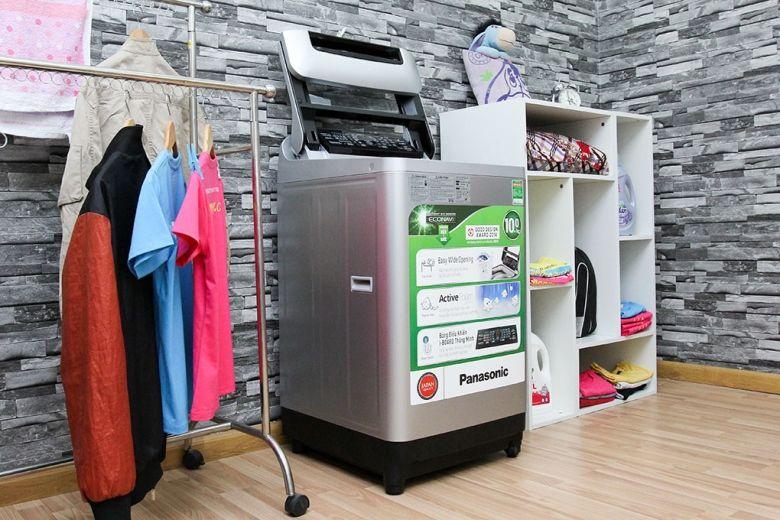 Máy giặt kiểu dáng hiện đại, đẹp mắt