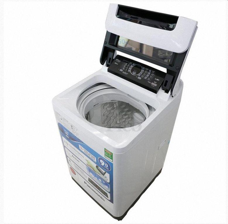 Cửa lồng giặt sở hữu thiết kế Easy Wide Opening tiện lợi