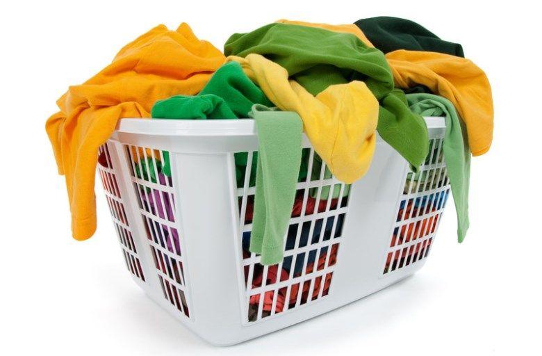 Chọn chế độ giặt phù hợp với từng lại vải