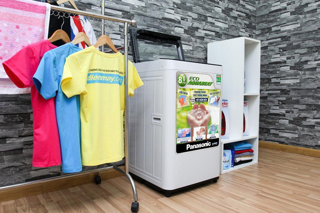 Máy giặt Panasonic NA-F80VS8HRV 8.0 kg