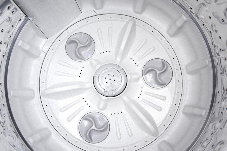 Lồng giặt thép không gỉ bền bỉ với thời gian