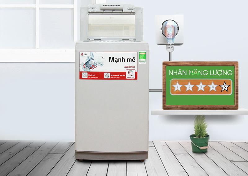 Máy giặt tiết kiệm điện cao
