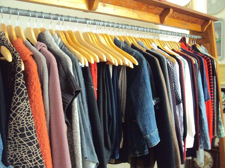 Giặt giũ nhiều quần áo cùng lúc