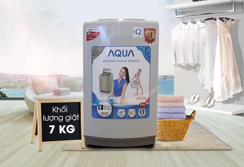 Máy giặt Sanyo ASW-S70V1T (H2) 7 kg
