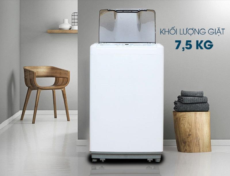 Với thiết kế hiện đại, máy giặt Electrolux EWT754XW sẽ đem lại cho gia đình bạn sự sang trọng và đẳng cấp