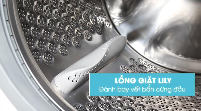 Máy giặt Electrolux EWF12932 với lồng giặt Lily