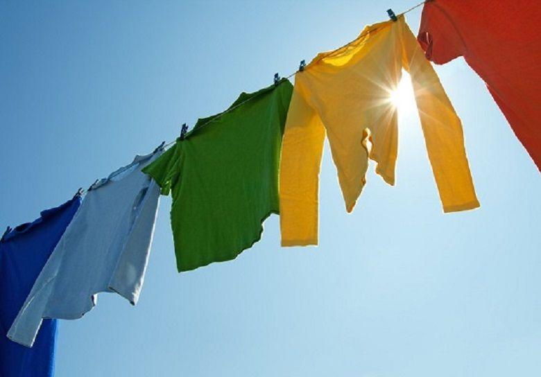 Tốc độ quay vắt nhanh giúp quần áo mau khô