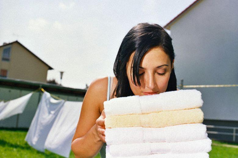 Chế độ giặt bằng hơi nước khiến quần áo thơm tho hơn
