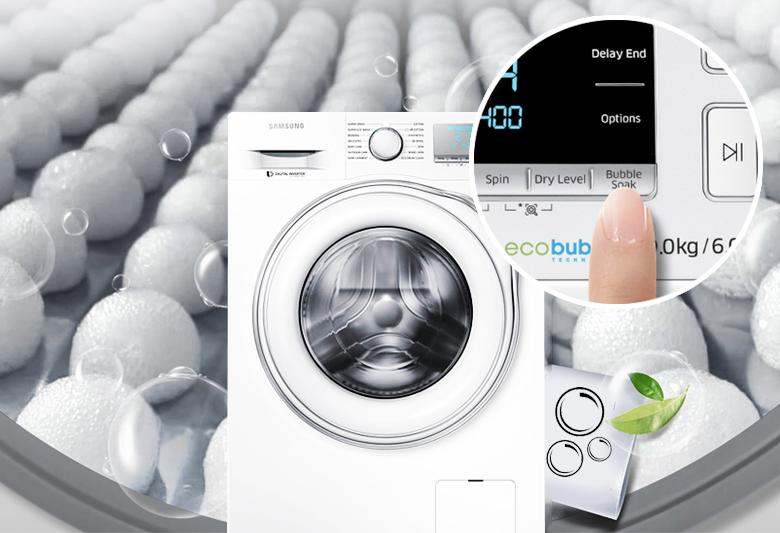 Giặt bong bóng