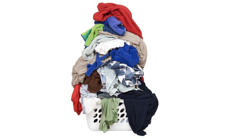 Giặt được nhiều quần áo hơn