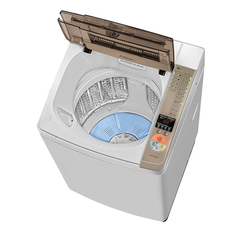 Máy giặt Aqua AQW-QW80ZT – Thiết kế lồng đứng tiện dụng