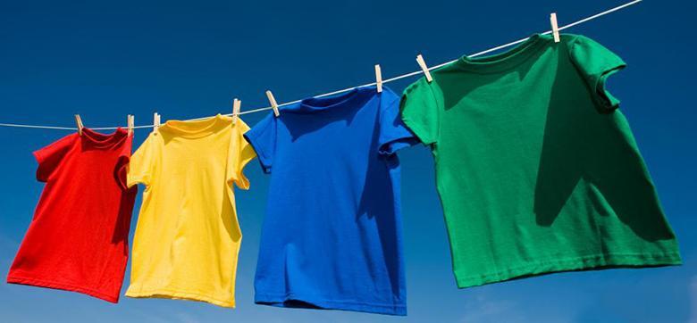 Máy giặt Aqua AQW-U105ZT - Quần áo được giặt sạch, kháng khuẩn, bảo vệ tối đa cho người dùng