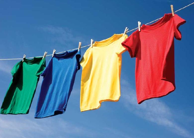 Vắt mạnh mẽ hơn giúp làm khô quần áo mau hơn