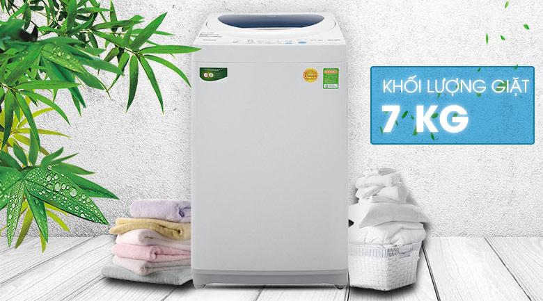 Sở hữu thiết kế độc đáo và mới lạ, máy giặt Toshiba AW-A800SV WB sẽ trả lại sức sống mới cho căn nhà của bạn