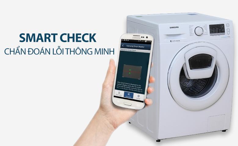 Ứng dụng Smart Check xử lý sự cố