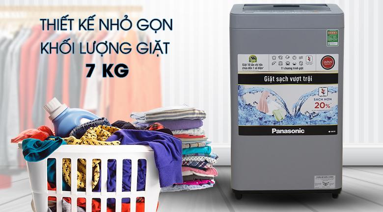 Máy giặt Panasonic 7 kg NA-F70VS9GRV