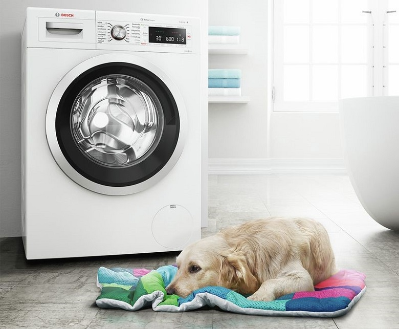 Máy giặt Bosch Inverter 8 KG WAW28480SG