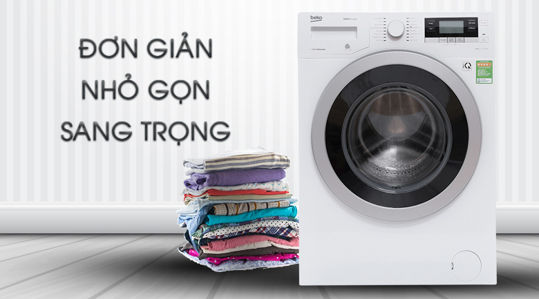 Máy giặt Beko WTV 8634 XS0