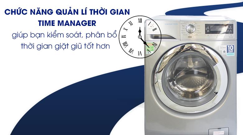 Chức năng quản lí thời gian Time Manager - Máy giặt Electrolux Inverter 10 kg EWF14023S