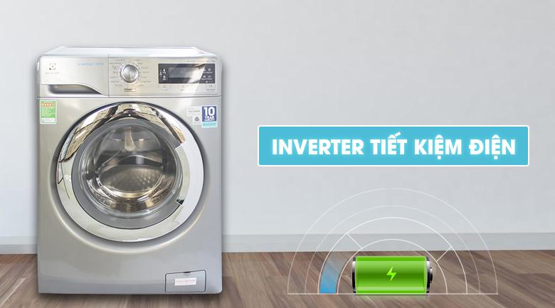 Công nghệ Inverter - Máy giặt Electrolux Inverter 10 kg EWF14023S