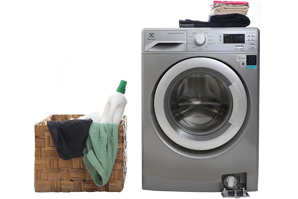Máy giặt Electrolux Inverter 8 kg EWF12853S hình 1