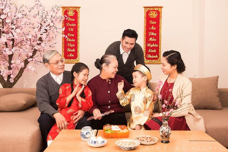 Phù hợp với gia đình có trên 6 thành viên