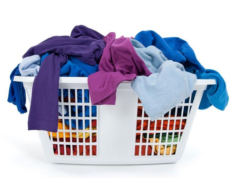 giặt sấy được nhiều quần áo trong một mẻ giặt