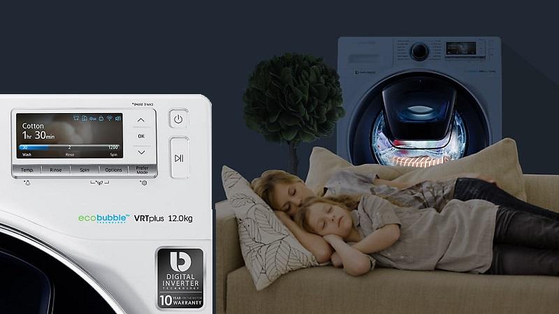 công nghệ VTR Plus kết hợp với công nghệ Digital Inverter